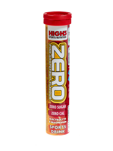 High5 Electrolyte Drink Zero - Nutrition sport - Pink Grapefruit 20 Tabs